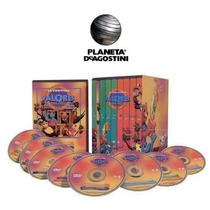 La Videoteca De Los Valores Para Niños 4 Dvds Dimas Planeta