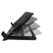 Cool Pad Tipo Cooler Master 2 Puertos Hub Usb 5 Posiciones
