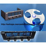 Panel Frontal-controla 3 Ventiladores Pc / Lcd / Temperatura