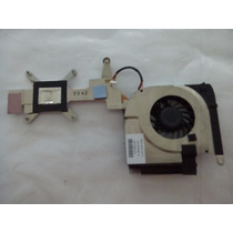 Ventilador Y Disipador Hp Dv6000
