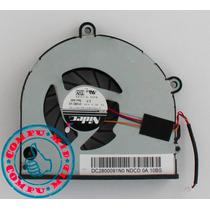 Ventilador Toshiba Satellite A660 A665 P755 Dc2800091n0