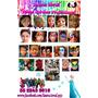 Pintacaritas Maquillaje Infantil Caracterizacion Fiesta Niño