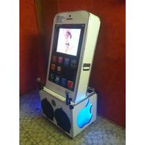 Renta De Rockolas Con Karaoke Iphone
