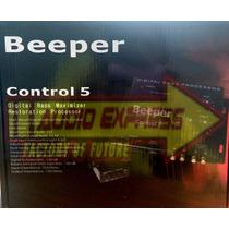 Epicentro Beeper Control 5 Procesador De Restauración Dig