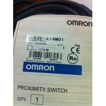Sensor Proximidad Omron Modelo E12-x14md1