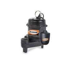 Bomba Para Aguas Residuales Evans 2 Pulg De Descarga