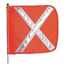 Bandera Minera De Avistamiento Para Vehiculos Grandes Yucle
