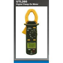 Amperimetro De Gancho Utl Modelo. Utl260