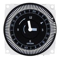 Interruptor Horario Modular Mecanico Intermatic Fm1s