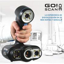 Goscan Escaner 3d Portatil Creaform (nuevo 2014)