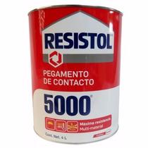 Pegamento Contacto 5000 4 Litros 1511710 Resistol