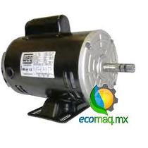 Motor Weg Electrico Monofasico 2 Hp 4p A56 Ecomaqmx