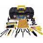 Juego 21pz Electricista En Caja Plástica Compacta 125411 Vv4