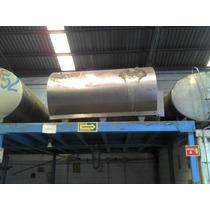 Tanque Pipa De 5000 Litros De Acero Inoxidable 316