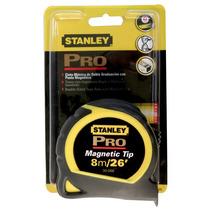 Flexometro 8m Pro Iman Doble Marcado Stanley Mod 30088