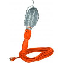 Lámpara De Taller, Cable De 8 M, Metálica