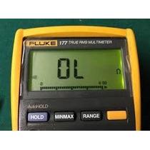 Multimetro Digital Fluke Mod. 177