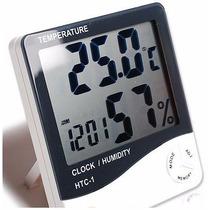 Higrómetro Termómetro Digital Medidor Máxima Y Minima