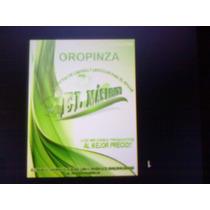 Oropinza Escobas Jaladores Cubeta De Plastico No.12,2x13.00$