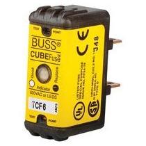 Fusible Cooper Bussmann, 30a, 600v, Time Delay Con Base