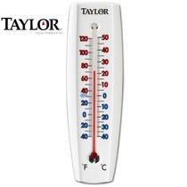 Termómetro Mercurio Para Interior Y Exterior Taylor 5154
