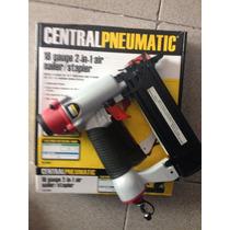 Envio Gratis Pistola Para Clavos/grapas Calibre 18 2 En1