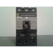 Interruptor 3x125 Sq