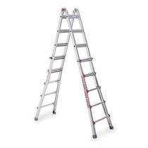 Escalera Telescópica De Aluminio, Modelo 10103 Lg