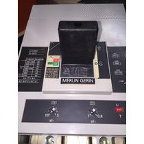 Interruptor Termomagnético 3 Polos 630 Amperes Merlin Gerin