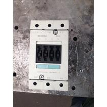 Contactor Siemens 3rt1044 Siemens Sirius Bobina 220 V 100 A