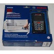 Telemetro Laser Bosch Glr225 Medidor De Distancia Y Area