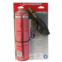 Soplete Juego Con Cartucho But/pro 600 Ml 35501 Rothenberg
