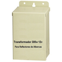 Transformador 100w 12 V Para Reflectores De Alberca