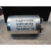 Capacitor 24 Mfd 440 Vca