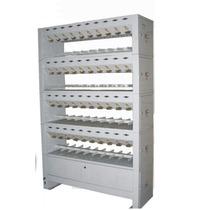 Multicargar Tipo Rack Para Cargar Lamparas Mineras Tipo Led