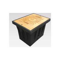 Registro Con Tapa Hand-hole 40x60x50