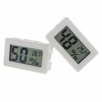 Termometro Higrometro Y Medidor De Humedad Incubadora