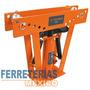 Doblador Tubo Hidraulico 12 Ton Truper 12883