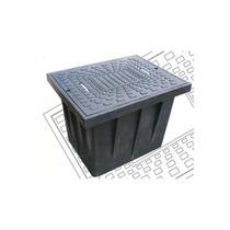 Registro Con Tapa Hand-hole 50x70x60