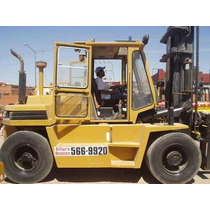 Montacargas 1998 Daewood 22000 Lb, Motor Diesel,