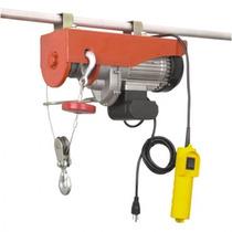 Polipasto Electrico 1300 Libras 1-1/2 Hp Cargas Pequeña