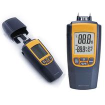 Medidor De Humedad Y Temperatura Materias Primas Higrometro