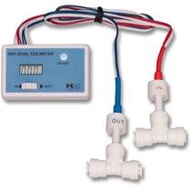 Medidor Monitor Dual En Linea De Tds Solidos Totales Hm