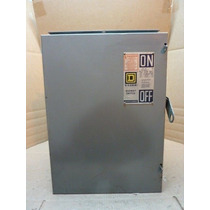 Interruptor Electroducto Pq3606g Square D