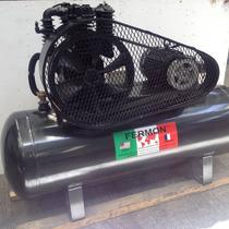 Compresor De 15 Hp Tanque De 500 Lts