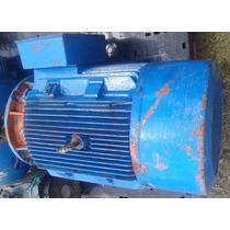 Motor Azul De 50 Hp