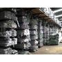 Perfil De Aluminio Traslape 3 Pulgadas