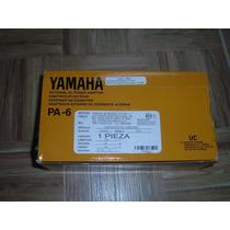 Eliminador Yamaha Pa-6 12v 2a Teclados Y Sintetizadores