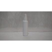 Botella Envase 125 Ml Atomizador Blanca Opaca