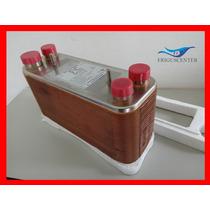 Intercambiador De Calor, Placas, 1 Ton, 1 Circuito, Fc1p1c.